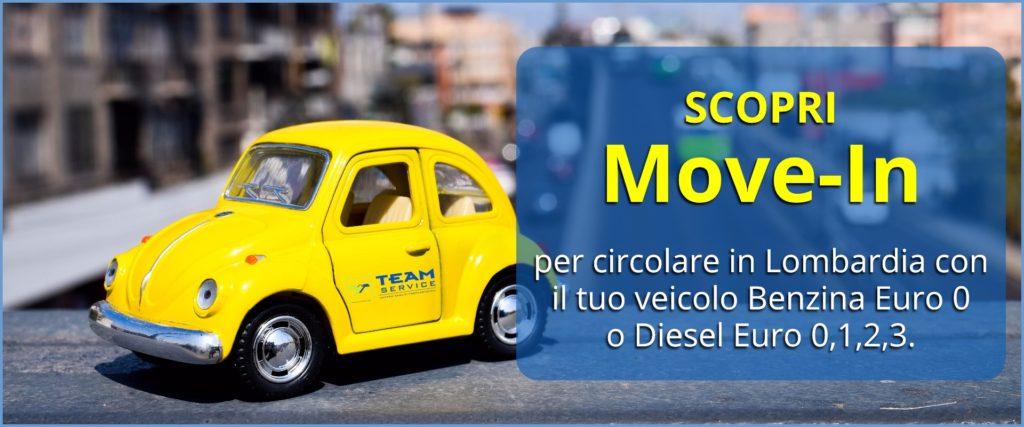 Move-In, come evitare il blocco del traffico - Team Service Bresso e Cinisello Balsamo