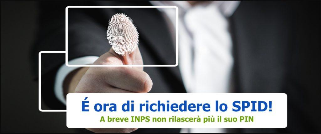Richiedi lo SPID da Team Service a Bresso, Cinisello e Cernusco S.N.
