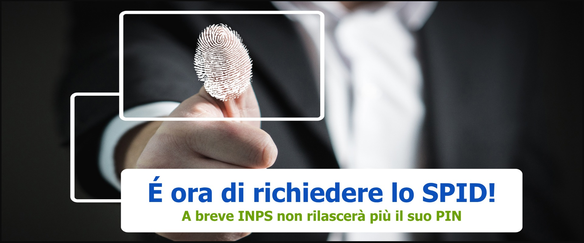 PIN Inps: stop al rilascio. Sempre più richieste per lo SPID.
